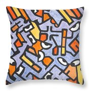 Twenty Twenty Throw Pillow