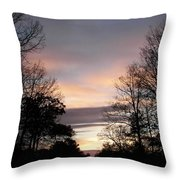 Twilight 1 Throw Pillow