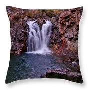 Twilight Falls 2 Throw Pillow