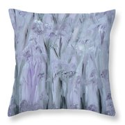 Twilight Forest Throw Pillow