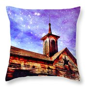 Twilight Gaze Throw Pillow