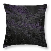 Twilight In Wonderland Throw Pillow