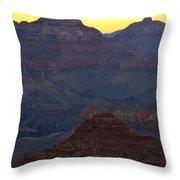 Twilight Mather Point  Throw Pillow
