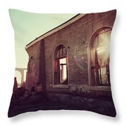Twinkle Twinkle Throw Pillow by Laurie Search