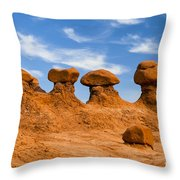 Twins And Sibblings Throw Pillow