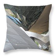 Twisted Glass - 1 Throw Pillow