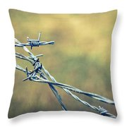 Twisted II Throw Pillow