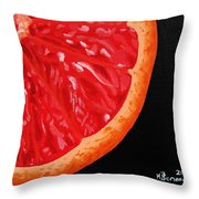 Twisted Passion Throw Pillow
