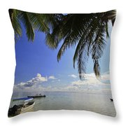 Two By Sea Throw Pillow