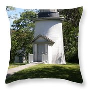 Two Of The Three Sisters Of Nauset Beach - Ma Throw Pillow