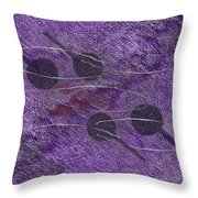Two Pair Throw Pillow by Tim Allen