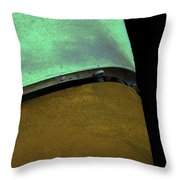 Two Sides To Everything Throw Pillow