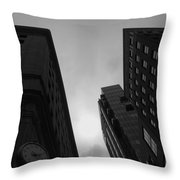 Boston Two Twenty Throw Pillow