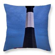 Tybee Island Evening Light Throw Pillow