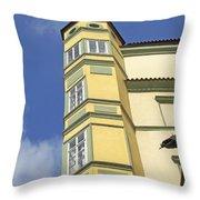 Typically Prague Throw Pillow