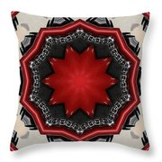 Tyre And Chain Throw Pillow