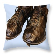Ty's Weapons Throw Pillow