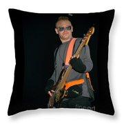 U2-adam-gp24 Throw Pillow