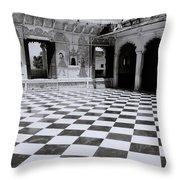 Udaipur Royalty Throw Pillow