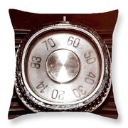 Uhf Channel 62 Throw Pillow