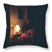 Ulisea Throw Pillow