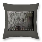 Ultimate Power Throw Pillow