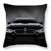 Ultimatum Throw Pillow