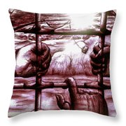 Ultimo Rincon Del Ser Throw Pillow