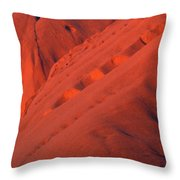 Uluru 1 Throw Pillow