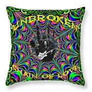 Unbroken Chain Of Love Throw Pillow