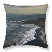 Uncertain State Of The Mind Throw Pillow