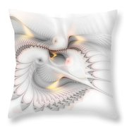 Unchained Melody Throw Pillow