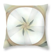 Unchangeable Throw Pillow