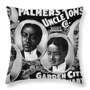 Uncle Tom's Cabin Company Throw Pillow