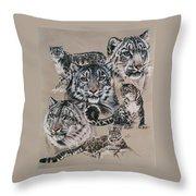Uncommon Throw Pillow
