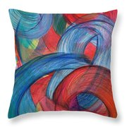 Uncovered Curves-vertical Throw Pillow by Kelly K H B