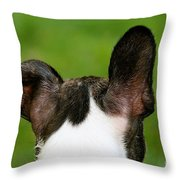 Undecided Throw Pillow