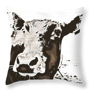 I'm Understanding It All, And I Don't Like The Idea Of It  Throw Pillow