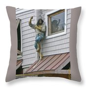 Unexplained 0729 Throw Pillow