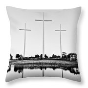 Unfailing Love Throw Pillow