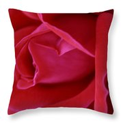 Unfolding Glory Throw Pillow