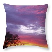 Unforgettable Majestic Beauty Throw Pillow