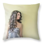 Unfulfilled Dreams Throw Pillow