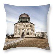 Union College Throw Pillow