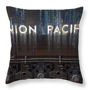 Union Pacific - Big Boy Tender Throw Pillow