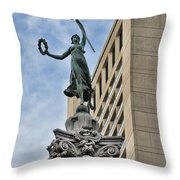Union Square Throw Pillow