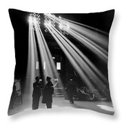 Union Station Chicago Throw Pillow