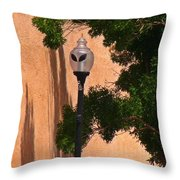 Unique Roswell Street Light Throw Pillow