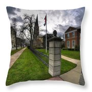 United Way Of Buffalo And Erie County Throw Pillow