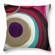 United We Stand II Throw Pillow